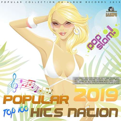 Popular Hits Nation: Pop Slam Music (2019)