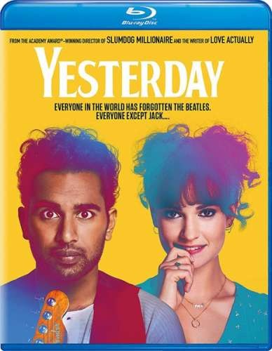 Yesterday / Yesterday (2019/BDRip/HDRip)