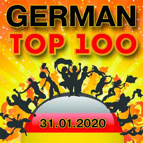 German Top 100 Single Charts 31.01.2020 (2020)