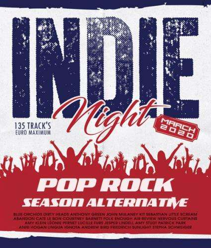 Indie Night: Pop Rock Season Alternative (2020)