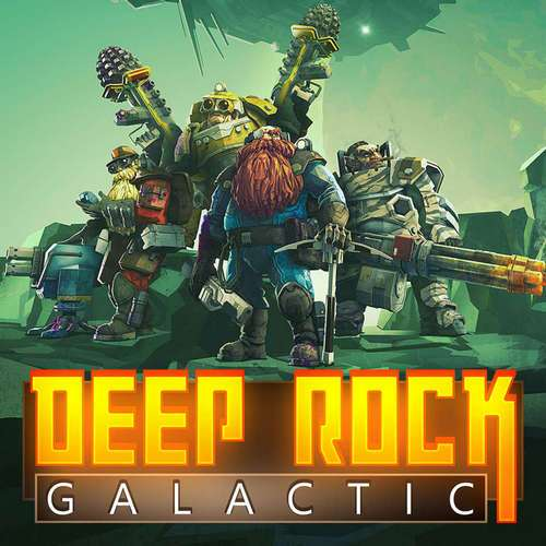 Deep Rock Galactic (2020/RUS/ENG/MULTi)