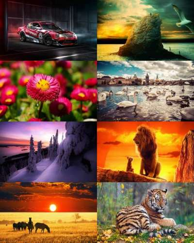 Wallpapers Mix №851