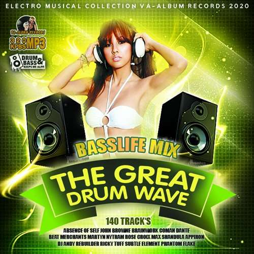 The Great Drum Wave (2020)