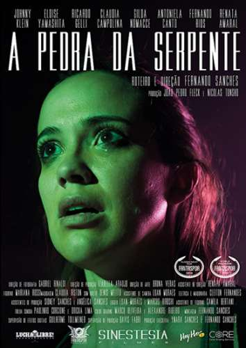 Змеиный камень / A Pedra da Serpente (2018) WEB-DLRip