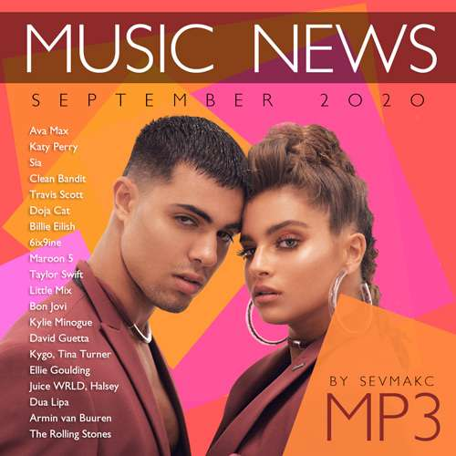 Music News (September 2020) (2020)
