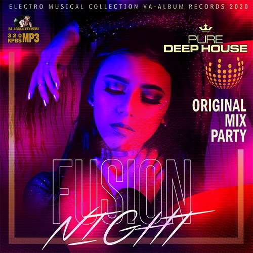 Night Fusion: Pure Deep House (2020)