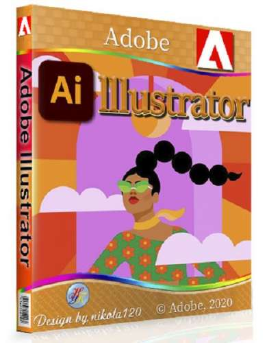 Adobe Illustrator 2021 25.0.0.60 by m0nkrus (Multi/Ru)