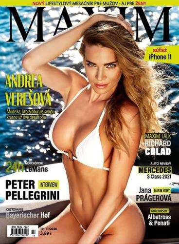 Maxim Slovakia - October/November 2020