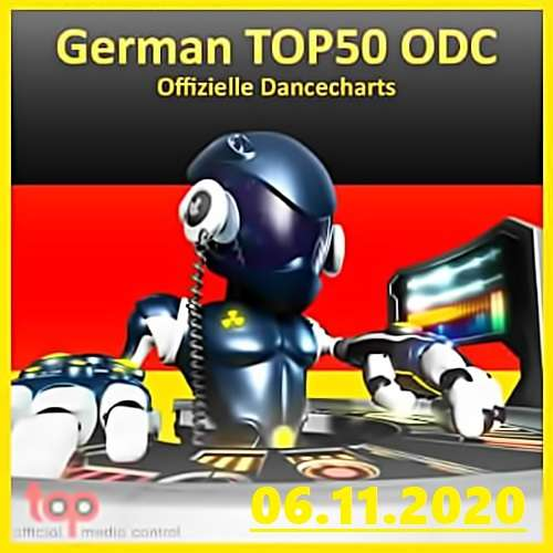 German Top 50 ODC Official Dance Charts [06.11] (2020)
