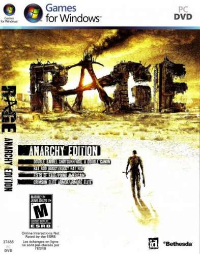Rage: Anarchy Edition (2011/RUS/RePack by xatab)