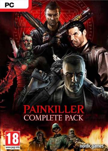 Painkiller: Complete Pack (2004-2012/RUS/ENG/MULTi111/RePack от FitGirl)