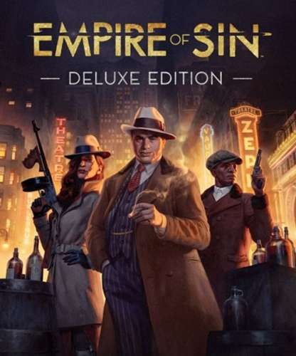 Empire of Sin: Deluxe Edition (2020/RUS/ENG/MULTi9/RePack от FitGirl)