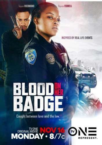 Кровь на ее значке / Blood on Her Badge (2020) HDTVRip | HDTV 720p