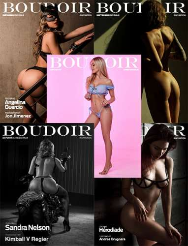 Boudoir Inspiration - 2020 Full Year Collection