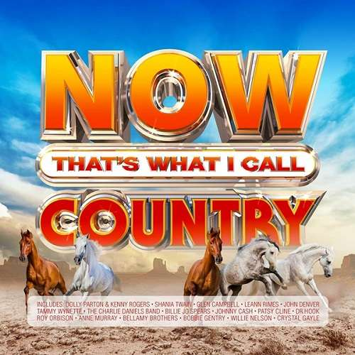 NOW Thats What I Call Country (4CD) (2021)