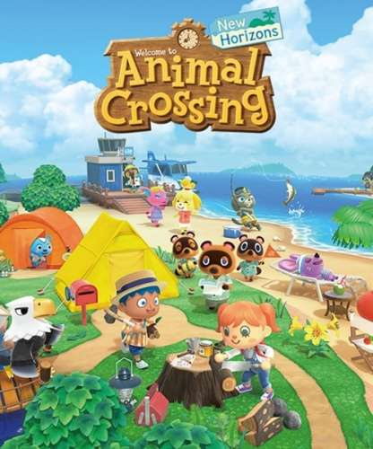 Animal Crossing: New Horizons (2020/RUS/ENG/MULTi10/RePack от FitGirl)
