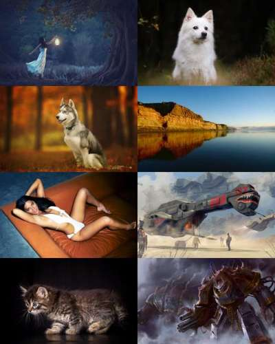 Wallpapers Mix №873